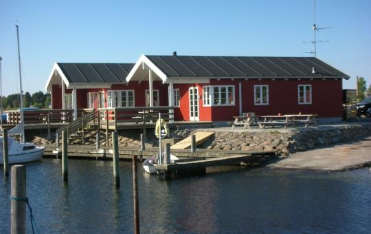 Orø Bådlaug Havnefaciliteter