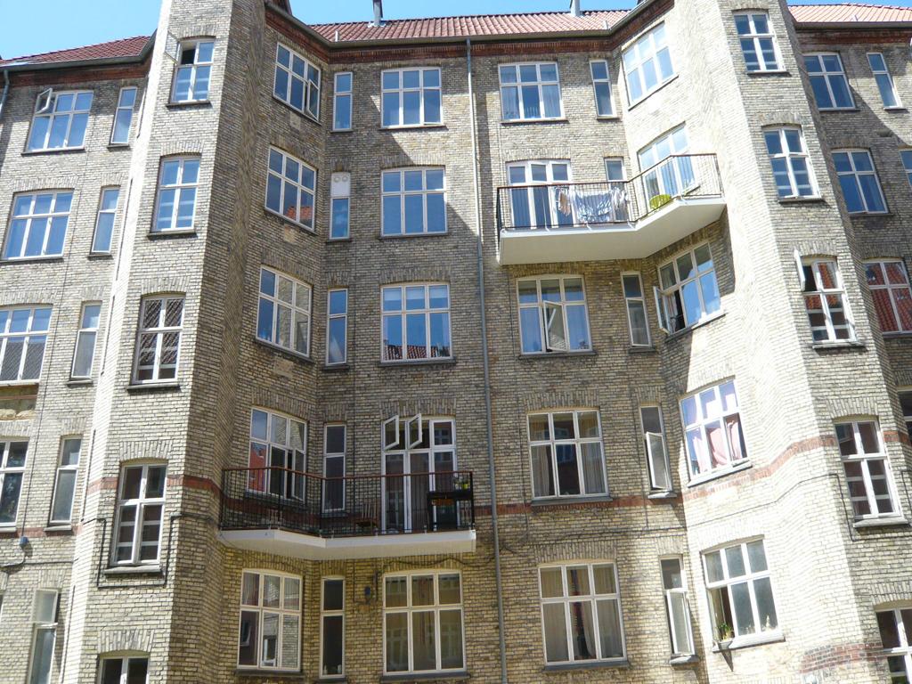 Altaner og vinduesudskiftning på Bustrupgade - Byens Tegnestue ApS