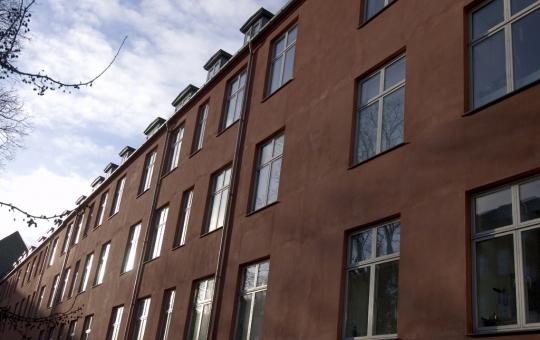 A/B Bregnerødgade 7 – 17