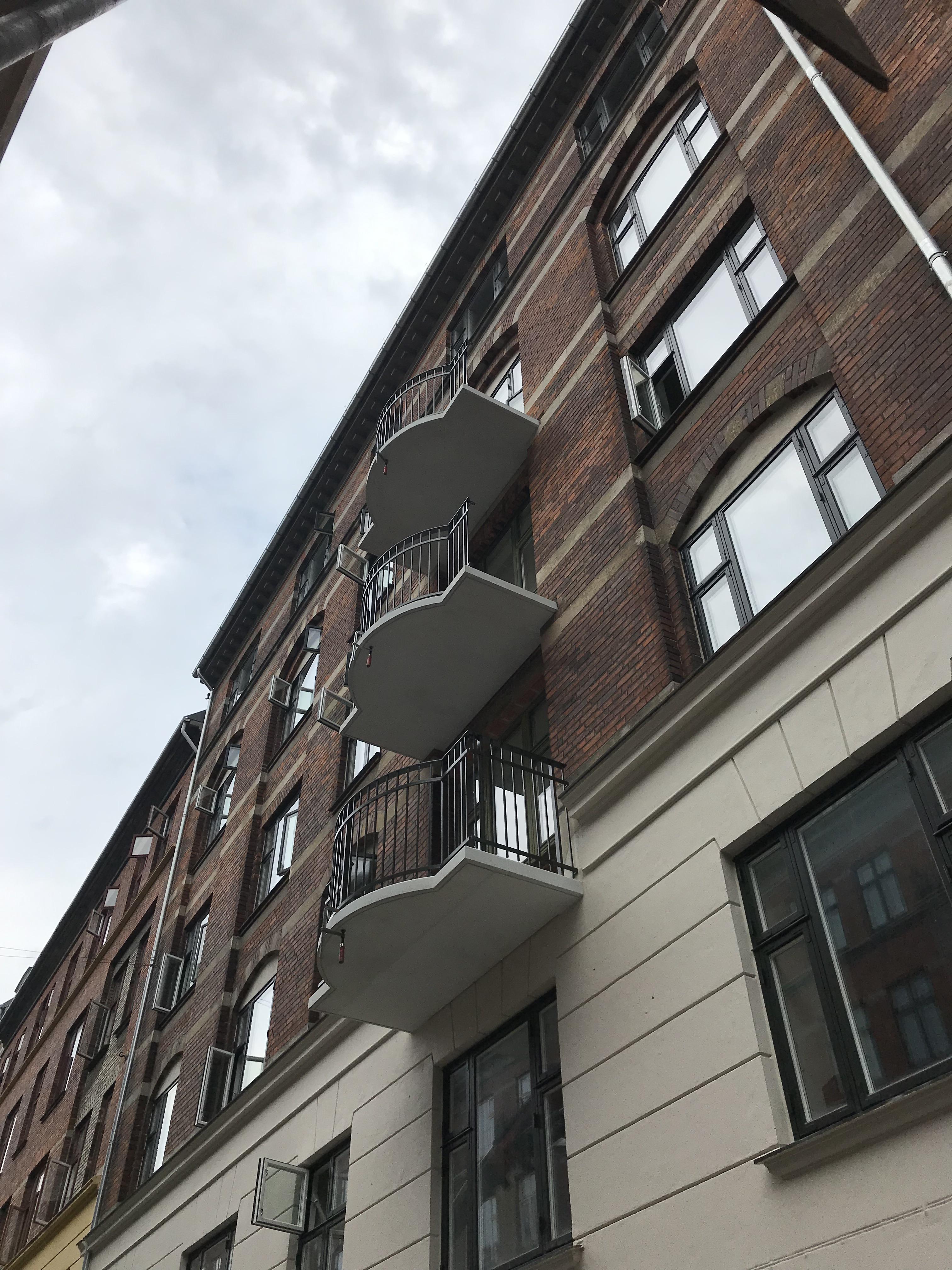 Altaner på Kronborggade