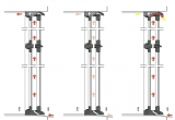 ventilation i 3 situationer
