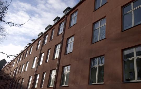 A/B Bregnerødgade