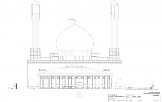 Islamisk Kulturcenter – Moske